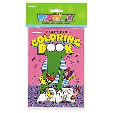 children u0027s coloring books party favors kids party favors