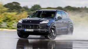 porsche suv inside we ride shotgun in the all new 2018 porsche cayenne on and off road