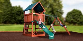 Backyard Playground Slides by Backyard Adventures