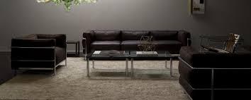 Esszimmerst Le Design Leder Lc3 Sessel Cassina Einrichten Design De