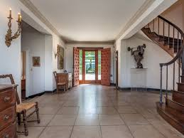 Entry Foyer by This Circa 1927 French Normandy Castle Can Be Yours For 6 1m