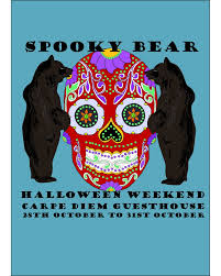 spooky bear carpe diem guesthouse inn provincetown bed and