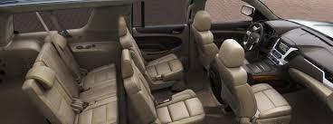 2017 chevy minivan 2017 chevy suburban interior chevrolet of naperville