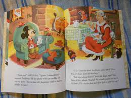 Mickey Mouse Barn Children U0027s Books Mickey Mouse Flies The Christmas Mail Walt U0027s
