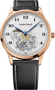 louis erard watch 1931 small second open 32217pr31 brv32 watch