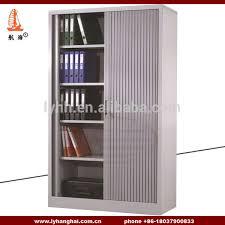 different size plastic roller shutter for steel filing cabinet