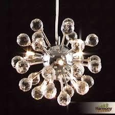 New Chandeliers Chandelier Crystal Light Vintage Ceiling Art Glass Lighting 6