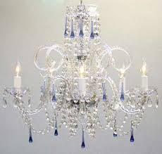 blue crystal chandelier light blue crystal chandelier chandeliers lighting crystal chandelier
