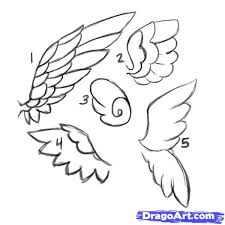 best 25 wings drawing ideas on pinterest angel wings drawing