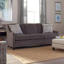 traditional sofas with skirts smith brothers traditional sofa with track arms and traditional