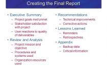 closure report template project closure report template ppt project closure report