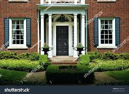 front doors red brick house front door colors door inspirations