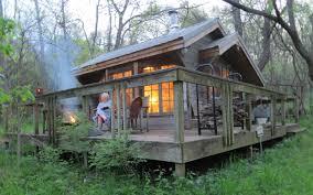cabin on flipboard