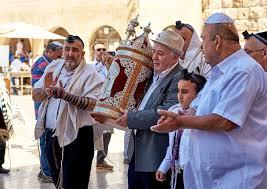 bar mitzvah israel celebrating bar mitzvah at the western wall in jerusalem editorial
