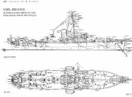 flower class corvette wr press royal navy camo 1