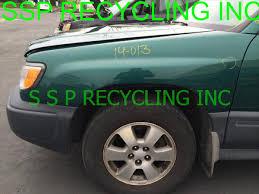 green subaru buy 100 1998 subaru forester front fender l p 57120fc070