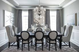 Gray Dining Room Ideas Why You Should Choose A Monochromatic Color Palette By Micle Mihai