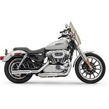 bassani 3 in slash cut firepower series slip on mufflers 1x17f
