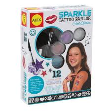 sparkle tattoo parlor so glam 15 00 hamleys for sparkle