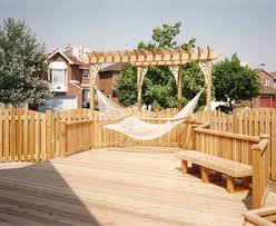 custom carpentry deck design gallery toronto total fence inc