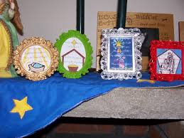 crafty moms share focus on the nativity