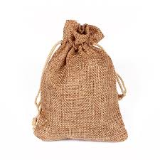 small burlap bags online shop 50pcs vintage small burlap bags drawstring