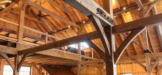 services timber frame homes commercial projects for new england