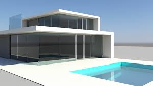 Modern Villas by Maya Tutorial Modeling A Modern Villa Youtube