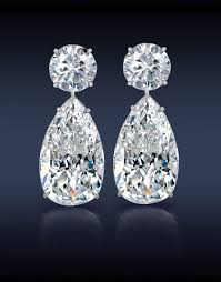diamond teardrop earrings 139 best diamond earrings los angeles images on