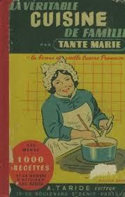 je sais cuisiner ginette mathiot pause toujours tante ginette mathiot