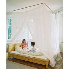 Bed Canopy Uk Single 200cm X 120cm New Daylite Emf Reflecting Box Bed Canopy