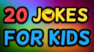 20 jokes for kids children jokes 2017 youtube