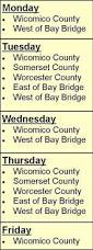 wicomico county health department medical assistance transportation