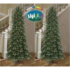 ge 9 ft pre lit frasier fir artificial tree color