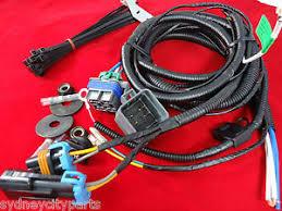 toyota landcruiser 200 series driving lamp wiring harness kit