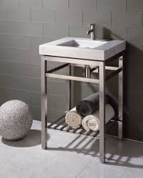 bathroom become natural in bathroom with stone forest sinks