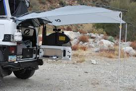 Rear Awning Habitat Awning Adventure Trailers Store
