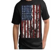 Flag Clothing Amazon Com American Flag Mens T Shirt United States Usa Tattered
