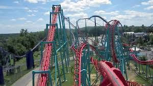 Six Flags Hours Of Operation Nj Mind Eraser Front Seat On Ride Hd Pov Six Flags New England Youtube