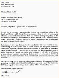 5 thank you letter scholarship ganttchart template