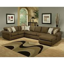 Chenille Sectional Sofa With Chaise Furniture Of America Keaton Chenille Sectional Sofa Free