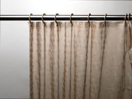 carnation home fashions inc peva shower curtains with hooks