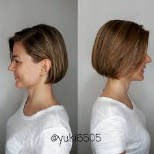 hair cut with a defined point in the back best hair salons for haircuts in 2017