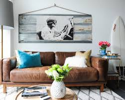 Decorating With A Brown Leather Sofa Interior Decor Brown Living Room Shoise Com