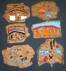 native american brown paper buffalo hides 2nd u0026 3rd grade kids