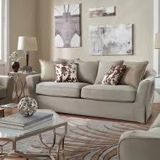 grey slipcover sofa home decorators collection mayfair classic smoke twill fabric sofa