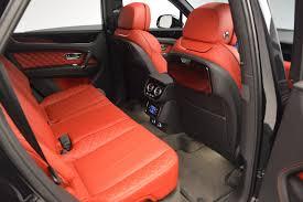 2017 bentley bentayga red interior 2017 bentley bentayga stock b1209 for sale near westport ct