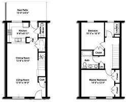 town house floor plans erie station village rochester ny townhouse floorplans