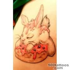 bunny tattoo designs ideas meanings images