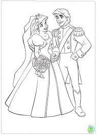 cartoon printable disney wedding coloring pages coloring tone